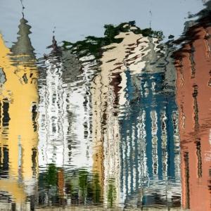 «Отраженная реальность». Фотовыставка Константина Маркова в Саратове.