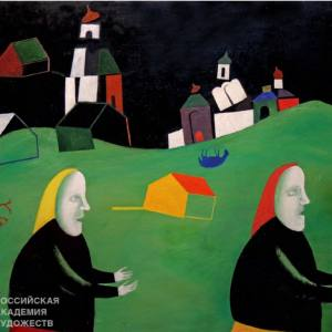 Выставочный проект «Новиков/Novikov» в Плёсе