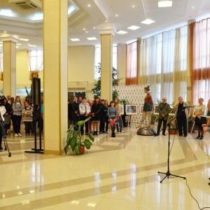 «От слова к образу». Выставка произведений академиков РАХ и стажеров Творческих мастерских РАХ в Симферополе.