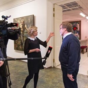 Пятая межрегиональная академическая выставка «Красные ворота / Против течения» в МВК РАХ