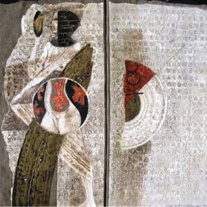 «Срезы культурного слоя». Выставка произведений Александра Кондурова.