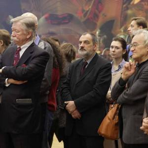 «Искусство глубокого погружения». Выставка произведений К.Худякова в МАРХИ