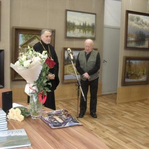 «Судьба человека». Выставка произведений М.Ю. Кугача в Вышнем Волочке