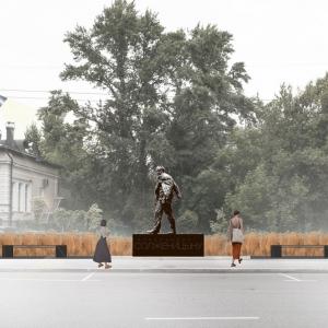 Ноябрь-декабрь 2017. Всероссийский открытый конкурс на проект памятника А.И.Солженицыну.