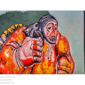 «Форма и цвет». Выставка произведений З.К.Церетели в Белгороде