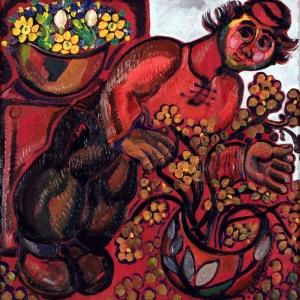 «Объемная эмаль. Форма и цвет». Выставка произведений З.К.Церетели в Вологде.