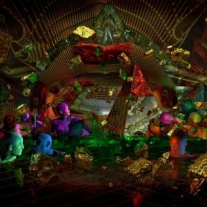 «Искусство глубокого погружения». Выставка произведений К.Худякова в Калуге.