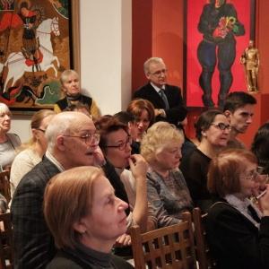 Научно-практическая конференция «Иконы Каргополья как уникальный вариант русских «северных писем».