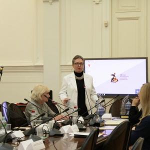 18.10.2018. Российская академия художеств. Международная конференция «Россия – Восток: взаимодействие в искусстве».