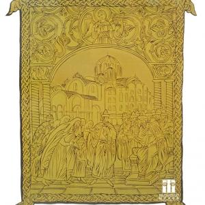 Выставка произведений Мюда Мечева в Якутске.