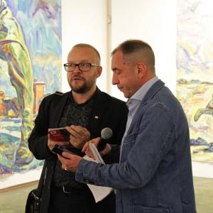 «Гигантомахия». Выставочный проект Владимира Анзельма.
