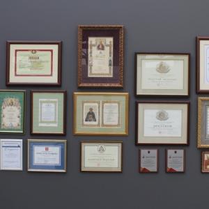 Выставка «Архитектор Михаил Посохин. Избранное» в Новом Манеже.