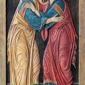 «Метаморфозы в дереве». Выставка произведений Рашида и Инессы Азбухановых в Абрамцево.
