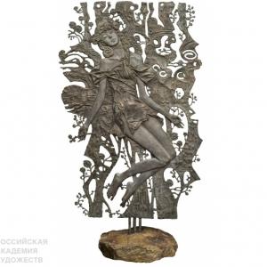«И снова о любви». Выставка произведений Олега Закоморного в «Доме Гоголя».