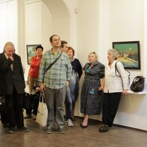 «Апофеоз жизни». Выставка произведений Василия Шевченко.