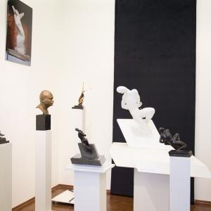 «Границы образа: незавершенность и бесконечность». Выставка произведений Валерия Евдокимова.