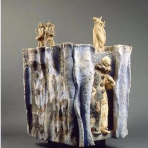 «Династия скульпторов». Выставка произведений Владимира и Александра Цигалей в Ярославле