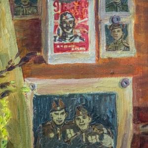Выставка «Во имя жизни. 1941–1945. Художники о войне и Победе» в Архангельске