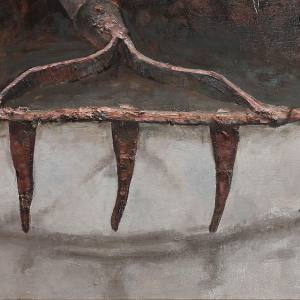 30.10.2019- 17.11.2019. «М7». Выставка произведений Олега Леонова в Российской академии художеств.
