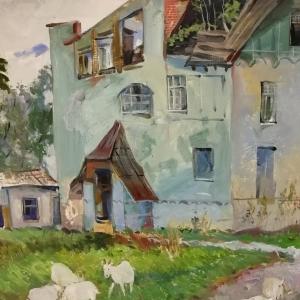Выставка «Ольденбургские. Рамонь» в Совете Федерации