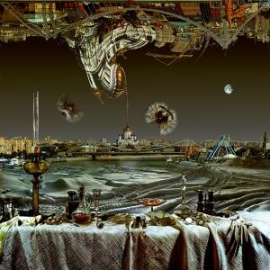 «Виртуальный реализм». Выставочный проект Константина Худякова в Калуге.