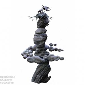 «Равновесие». Выставка произведений Олега Закаморного в ВЗ «Тушино».