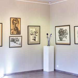 Работы членов РАХ представлены в экспозиции «Галерее Назарова 7 лет» в Лмпецке