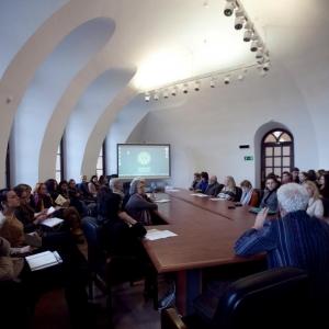 Семинар-симпозиум  «Место и роль гобелена в пространстве современной архитектуры».