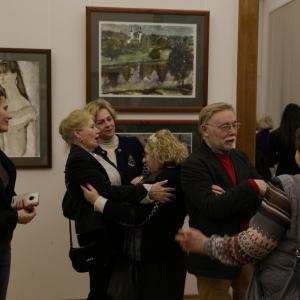«Композиции и натюрморты». Выставка произведений Бориса Мессерера в РАХ