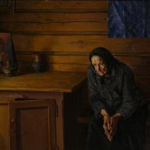 Выставка памяти художника Григория Чайникова (1960-2008) в Москве.