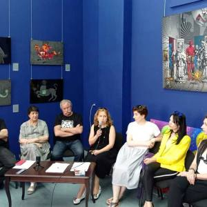 Третий всероссийский форум молодежных творческих мастерских «АРТ-Мастерская XXI» в Саратове