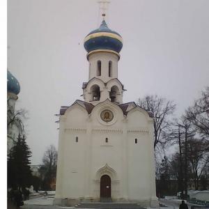 Духовская церковь 1476 г. Современный вид.