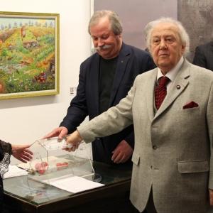 Четвертая межрегиональная академическая выставка «Красные ворота / Против течения» в Москве.