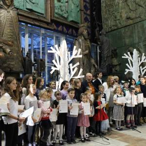 Награждение победителей X Открытого Всероссийского Конкурса детского рисунка имени Нади Рушевой