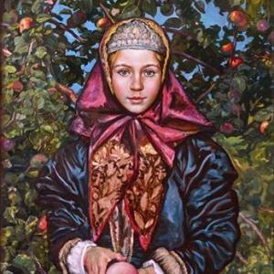 «Живопись». Выставка Михаила Шанькова в Коломне.