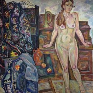Выставка «Обнаженная натура» на Покровке, 37.