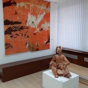 Групповая выставка «Форма в пространстве или пространство в форме» на Покровке, 37
