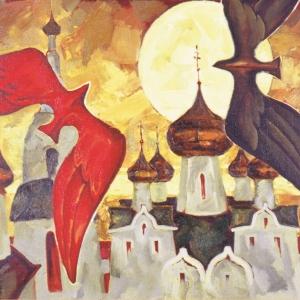 «Жизнь, цвет и образ». Выставка произведений Петра Стронского в Санкт-Петербурге.