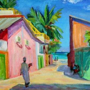 П.В. Илюшкина. Счастливый остров Маафуши. 2016