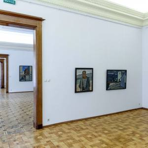 «Крым». Выставка произведений Виктора Иванова в Российской академии художеств