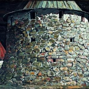 Выставка произведений Олега Арадушкина в ЦДХ