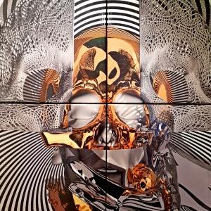 «3-Московская международная выставка художественной эмали» в ВМДПИ (Москва)