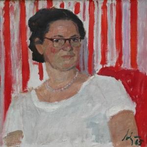 «Время в лицах». Выставка произведений Анатолия Левитина в Санкт-Петербурге.