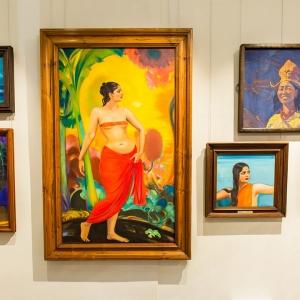 Постоянная экспозиция «Сохраняя культуру. Музей Рерихов на ВДНХ»