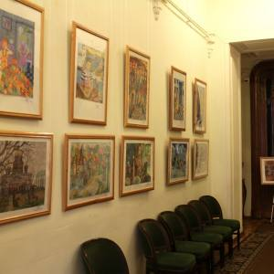 Круглый стол «Детское изобразительное художественное творчество как своеобразное явление современной культуры»