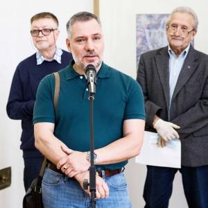 «Недосказки». Выставочный проект Дмитрия Тугаринова и Валерия Архипова в Российской академии художеств