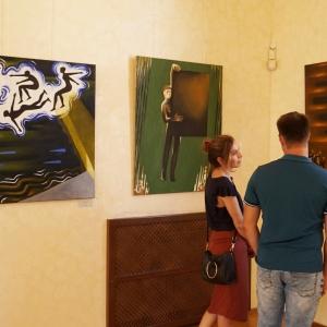 Выставка произведений Ольги Жилинской в Сочи