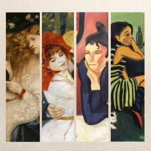 Мастер-класс Олега Кривцуна «Эволюция языка европейской живописи (ХХ век)»
