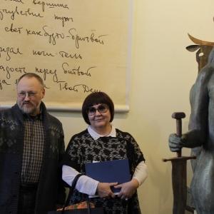 «Поэтика трёх измерений». Выставка произведений Владимира Тишина (1963-2015)
