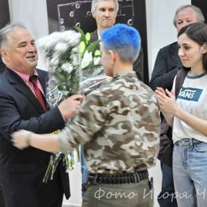 Выставка произведений члена-корреспондента РАХ Станислава Таратухина в Саратове.